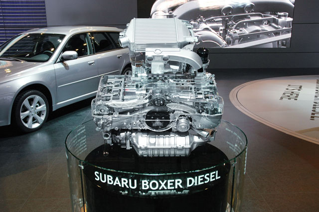 subaru dizel motor 5
