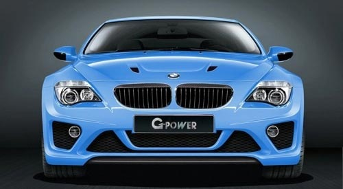 bmw m6 g power hurricane 1