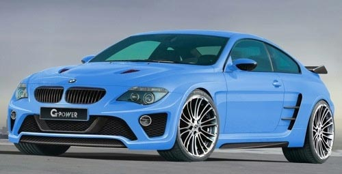 bmw m6 g power hurricane 2