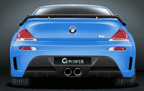 bmw m6 g power hurricane 3