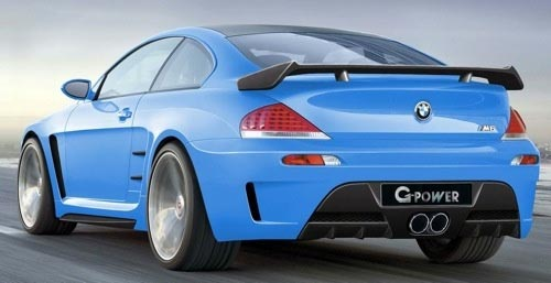 bmw m6 g power hurricane 4