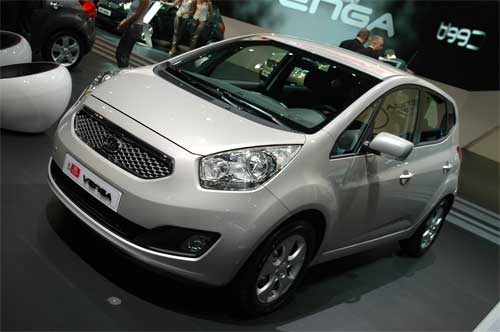 Kia Venga 1