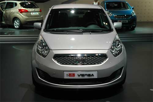 Kia Venga 2