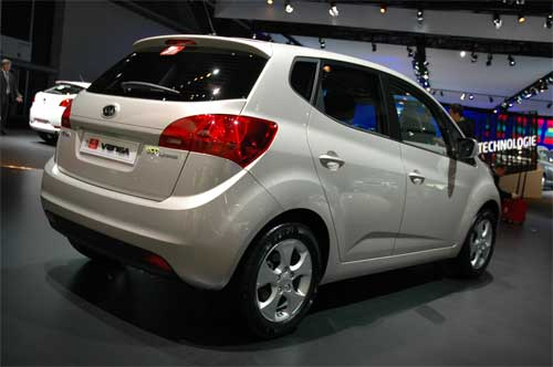 Kia Venga 4