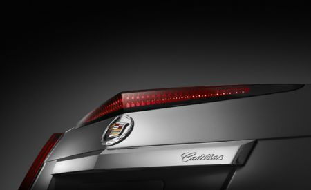 Cadillac today unveiled the 2011 CTS Coupe, the latest and most