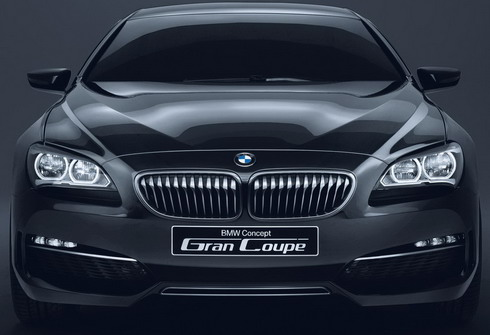 BMW Gran Coupe 1