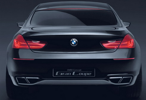 BMW Gran Coupe 2